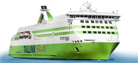 Tallink Shuttle - Tallink & Silja Line