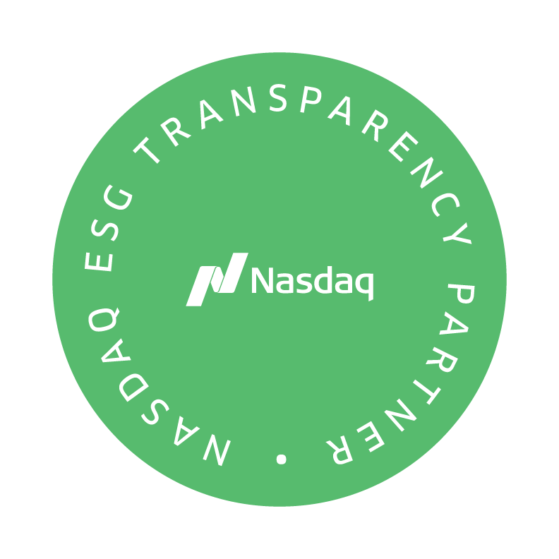Nasdaq ESG Transparancy Partner