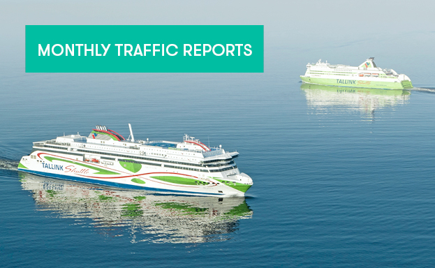 Monthly Traffic Reports