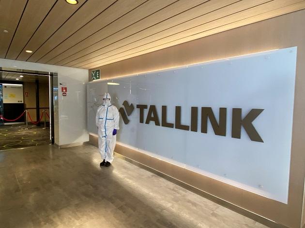 Tallink pilots coronavirus antigen testing on board Megastar on Friday, 26 March 2021